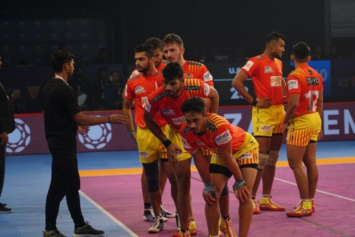 Gujarat Fortune Giants would be seeking revenge against Patna Pirates