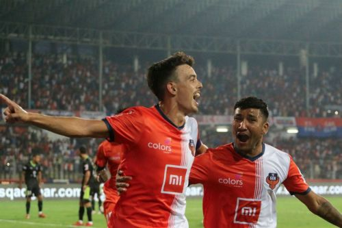 The 29-year-old started at Racing Santander and then went on to play for a host of clubs including Barcelona B, Oviedo and Zaragoza (Image Courtesy: ISL)