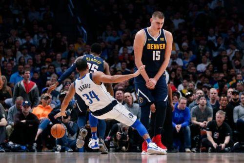 Denver Nuggets vs Dallas Mavericks