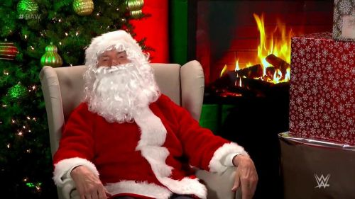 McMahonta Claus had some great news for the WWE Universe