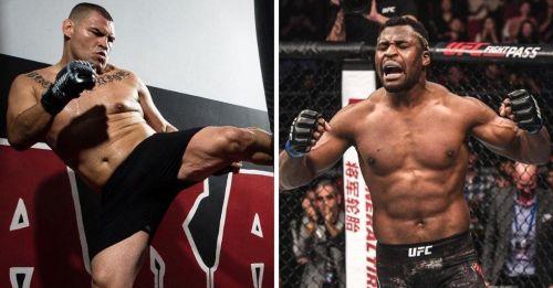 Cain Velasquez vs Francis Ngannou slated for UFC on ESPN 1!