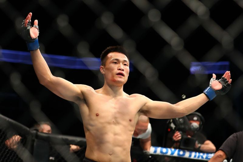 The Korean Zombie is one of the most popular Asian fighters on the current roster