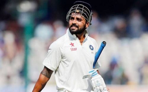 Vijay has lost touch with the bat since India's tour of England in Summer 2018