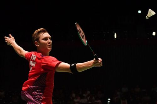 Viktor Axelsen is the highest ranked player for Ahmedabad Smash Masters