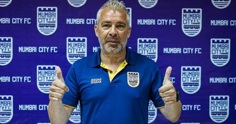 Jorge Costa, Head coach for Mumbai City FC in season 5