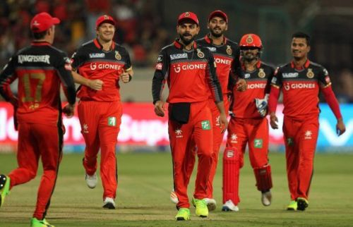 RCB finished sixth last season
