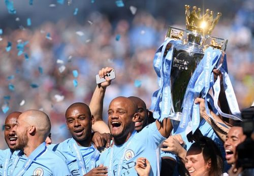 Manchester City were indestructible last season