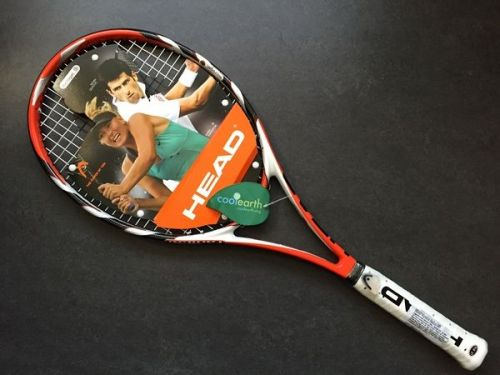 Head MicroGel Radical Racquet