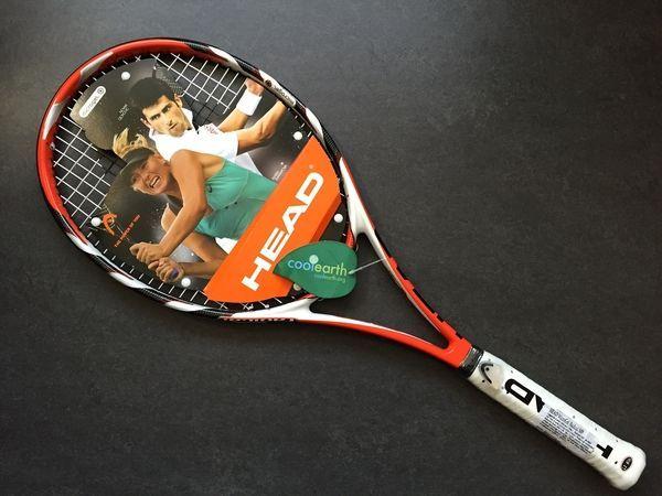 Head MicroGel Radical Racquet