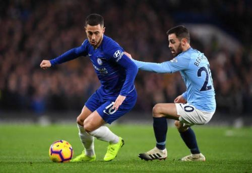 Sarri sent a clear message to under-fire Morata and Giroud by opting to go with Hazard