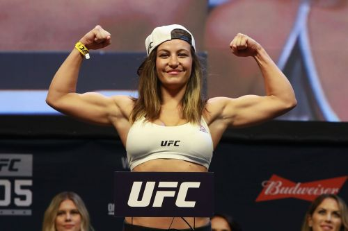 Miesha Tate is now associated with ONE Championship