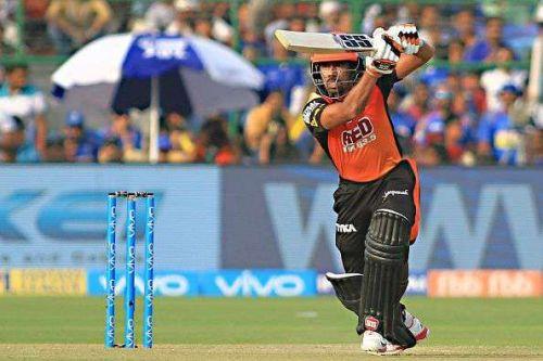 Saha is back to his Sunrisers camp for IPL 2019 season.