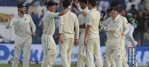 New Zealand aim to replicate first test heroics.