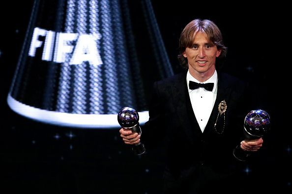 ce8bf384f Ballon d Or 2018  Luka Modric is the undisputed king