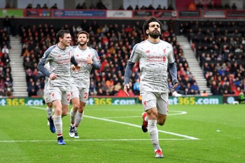 Mohamed Salah is among the best players in the world