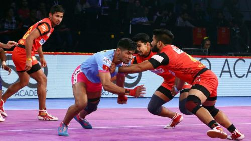 Bengaluru Bulls' defence did well in the second half
