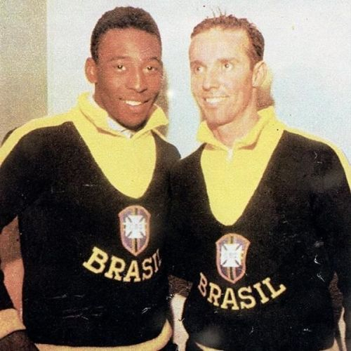 Zagallo was the manager when Brazil won the World Cup in 1970