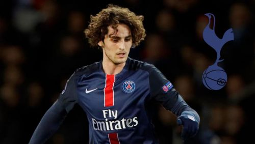 Adrien Rabiot is out of contract next summer, but could he go early?