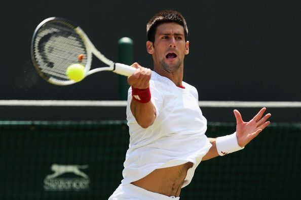 Novak Djokovicn