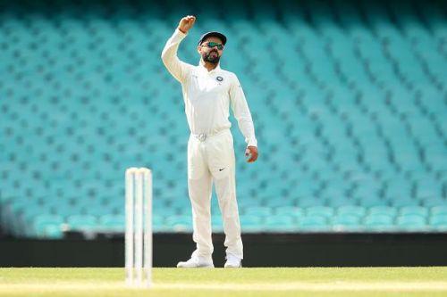 CXI v India - International 4-Day Tour Match