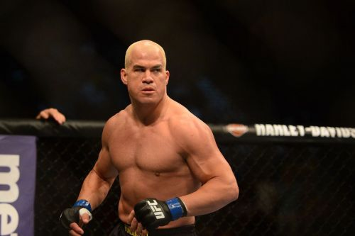 Tito Ortiz has been at odds with the UFC on numerous occasions
