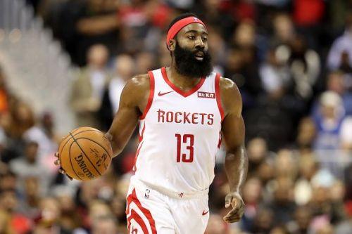 Houston Rockets v Washington Wizards