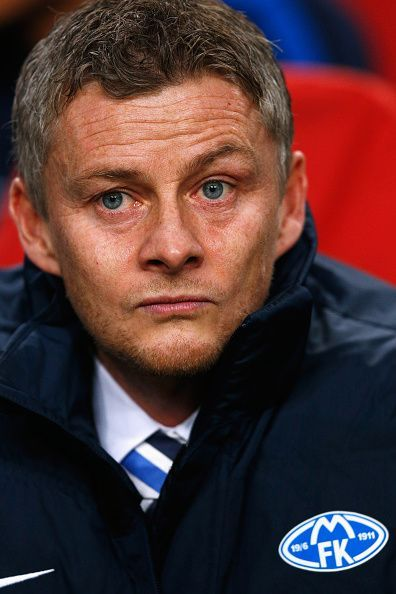 Solskjaer has been appointed as the new United manager