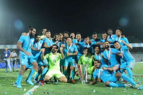 Instead of facing Syria, the Blue Tigers would be locking horns with a club side from UAE (File picture)