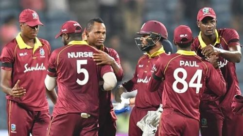 West Indies were exceptional in the first match