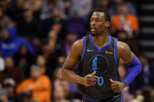 Harrison Barnes' contract is not the best for Dallas