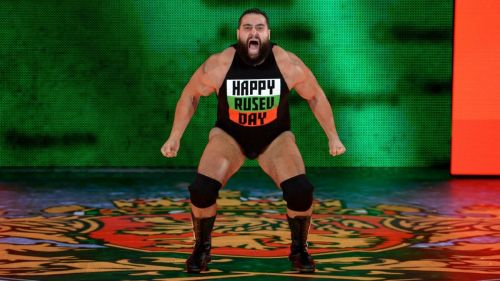 Rusev is coming for Nakamura