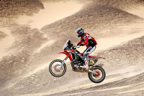 Honda CRF 450 - Motocross at the 2018 Dakar Rally