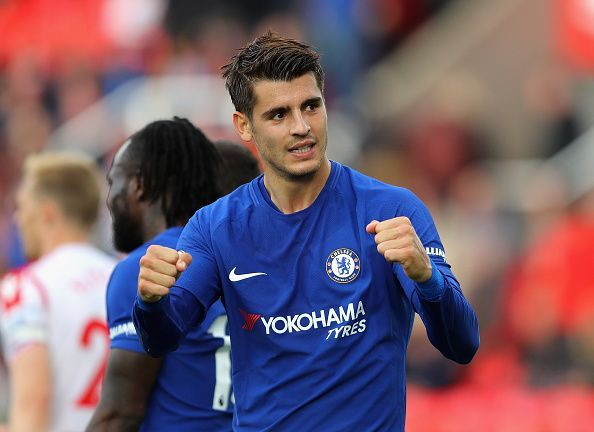 Growing concern over Morata