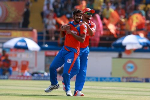 Nathu Singh last played IPL for Gujarat Lions in 2017