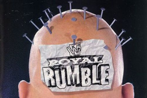 The Royal Rumble match has seen it's