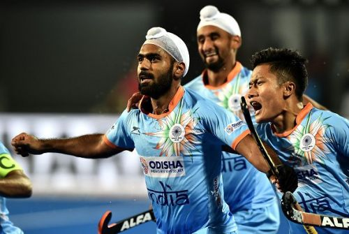 India's attacking prowess lit up the match