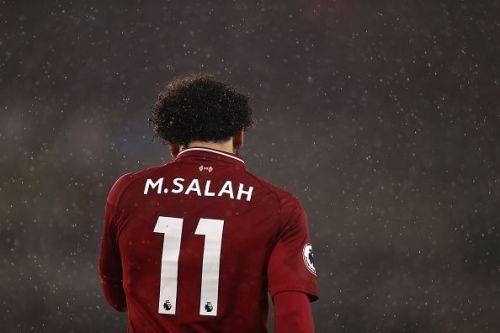Mo Salah got Liverpool on their way to another away win