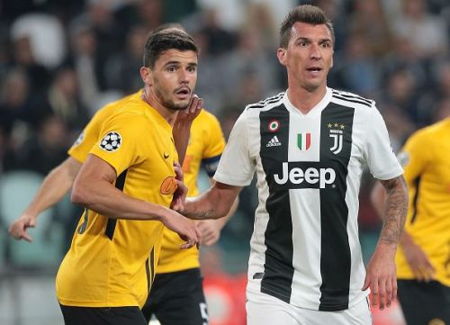 Juventus will be looking to do the double over Young Boys