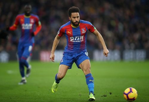 Andros Townsend's stunner finished off Burnley