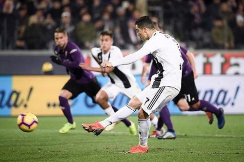 Cristiano Ronaldo has shattered another record at Juventus