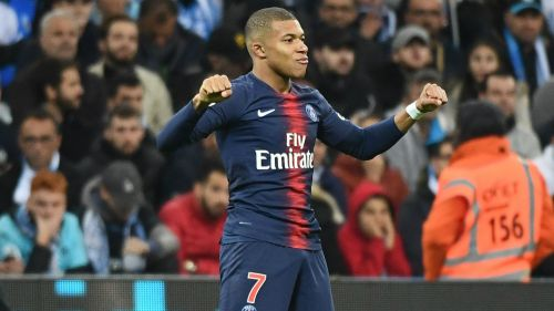 kylian mbappe - cropped