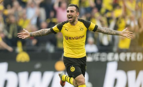 Paco Alcacer has been a revelation since moving to Borussia Dortmund