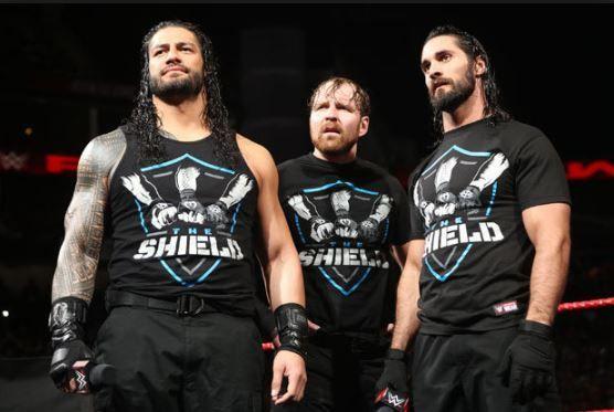 team shield in wwe