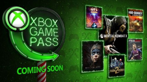 Xbox Game Pass adding more and more to their Game Pass