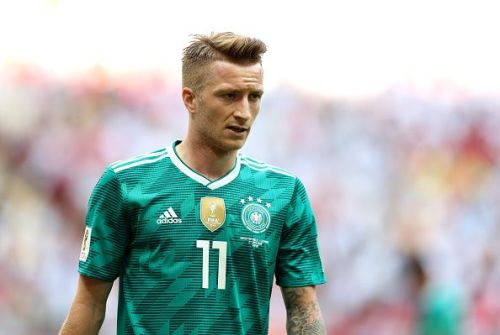 Reus can possibly retire with Dortmund
