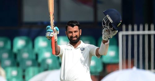 Pujara's reliable presence at number three is a comforting factor in India's batting lineup