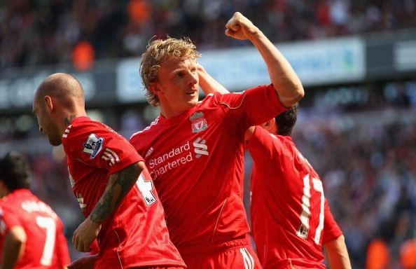 Kuyt was a Liverpool legend