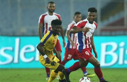 Kalu Uche is one among the foreigners who changed clubs ahead of the 2018-19 ISL season