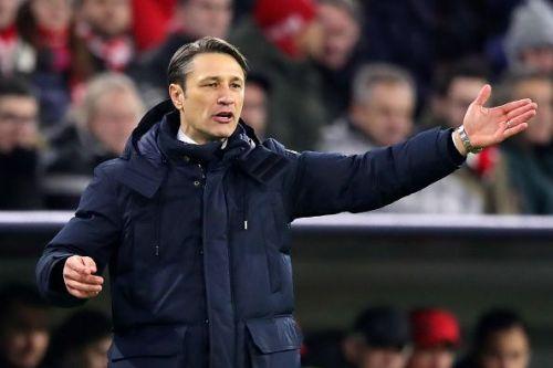 Niko Kovac - Bayern manager