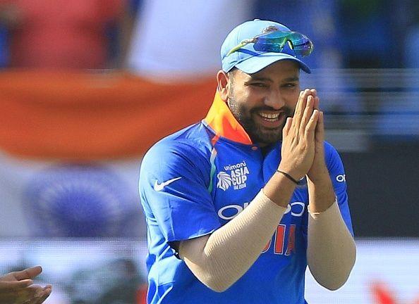Rohit Sharma can provide valuable inputs to skipper Virat Kohli on the field